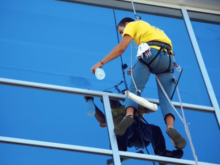 Промышленный альпинист москва обучение